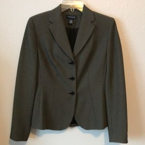 Ann Taylor fitted jacket blazer size 4